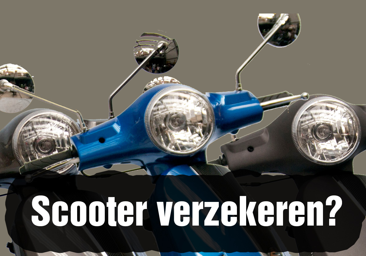 Go buy a scooter!